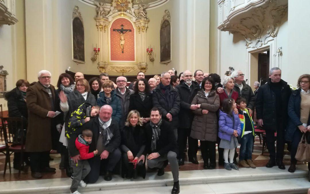 Anniversari di matrimonio a san Giovanni B.