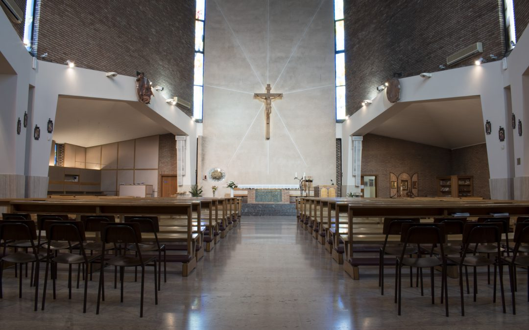 Calendario Liturgico – settimana dal 28 aprile – Regina Pacis