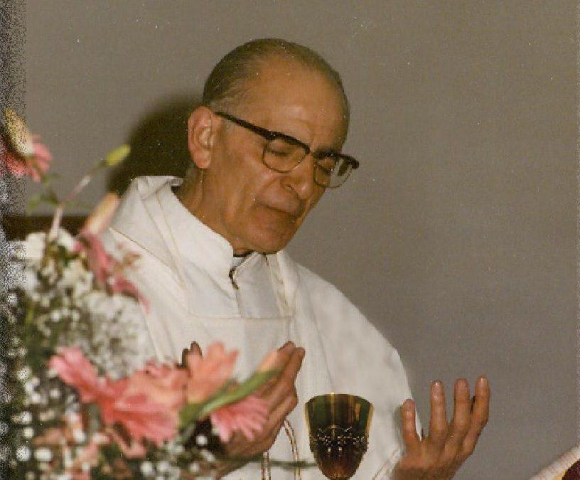 Anniversario della morte di don Luigi Tiberti