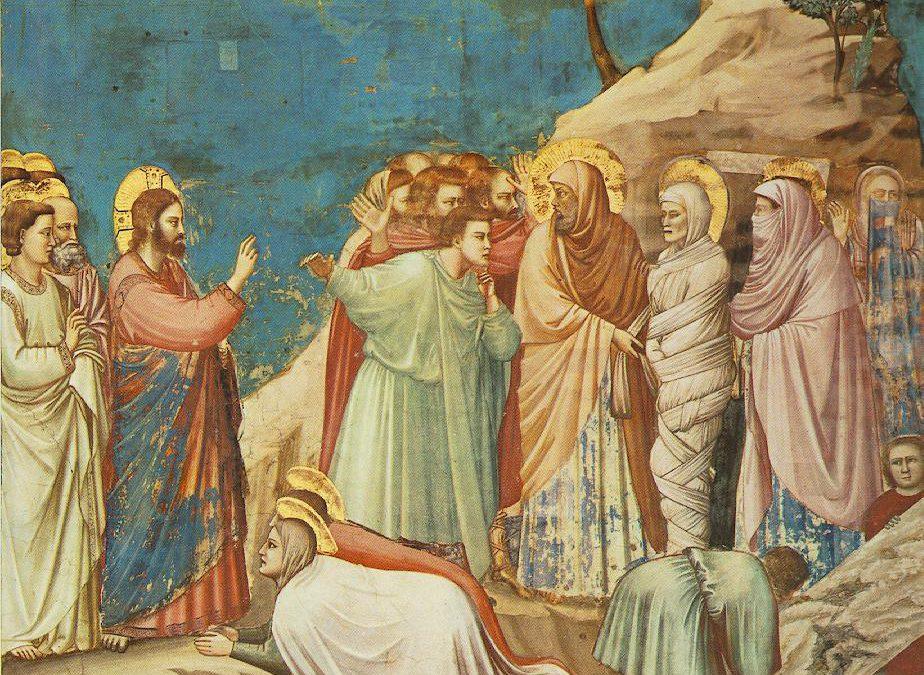 Domenica V^ di Quaresima Parrocchie Colonnella- Mater Misericordiae