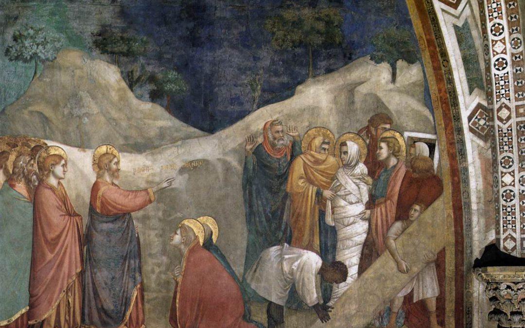 Quinta domenica di Quaresima: traccia per la preghiera in famiglia