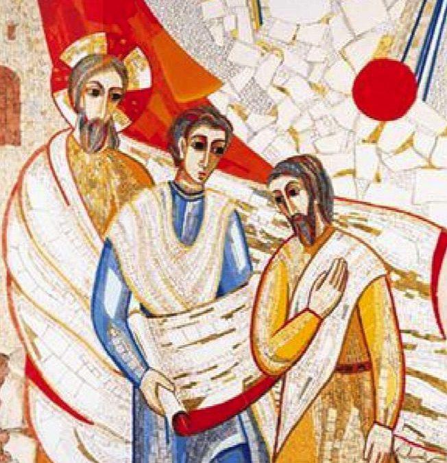 Traccia per la preghiera familiare – terza domenica di Pasqua