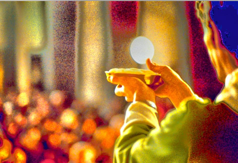 Nuovo Orario Sante Messe feriali e festive di zona