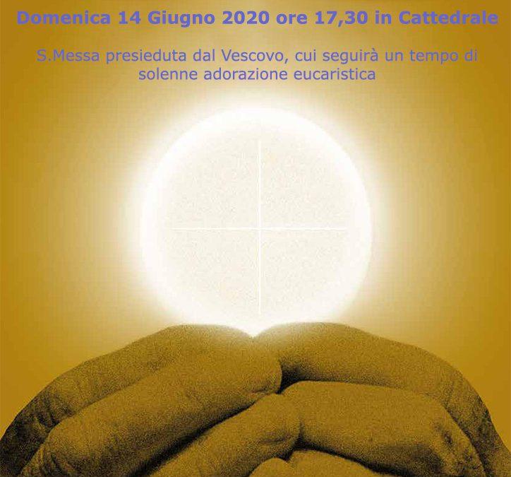 Corpus Domini 14 giugno 2020 – Diocesi di Rimini