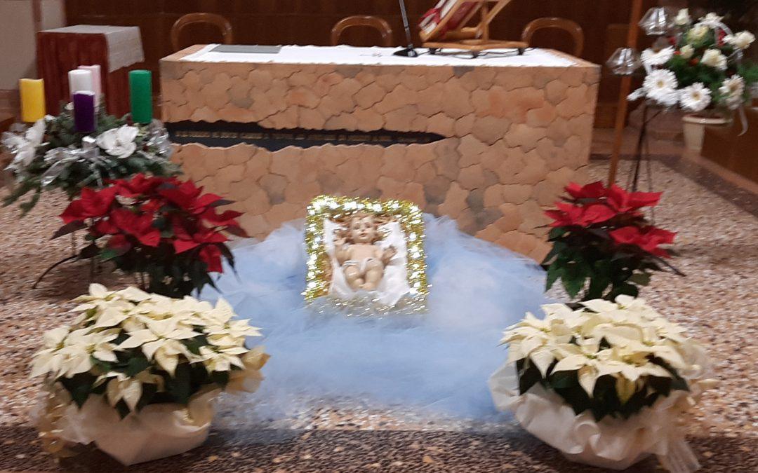 Avvisi settimanali dal 27 Dicembre 2020 Parrocchie Colonnella e Mater Misericordiae (Rimini)