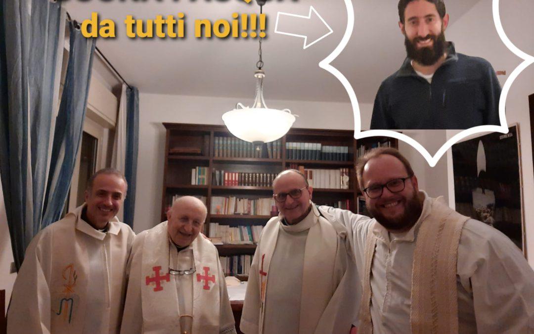 I sacerdoti della convivenza Flaminia